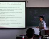 加拿大康考迪亞大學Hoi Dick Ng教授到土木與環境工程學院做學術交流