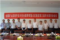 吳愛祥教授組織召開實驗室第三屆學術委員會會議