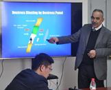 加拿大麥吉爾大學Hani Mitri教授應邀來我院做學術報告